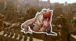 Bless Online Ruinen von Shaqqara Titelbild