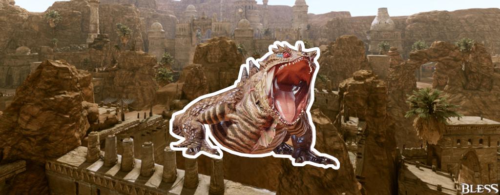 MMORPG Bless mit großem Update – Max-Level steigt, neue Zonen