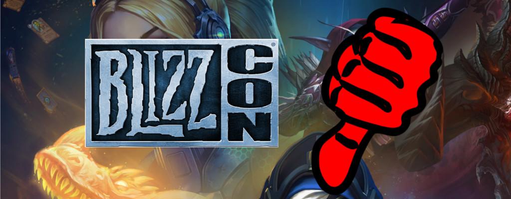 2018 ist die enttäuschendste BlizzCon aller Zeiten