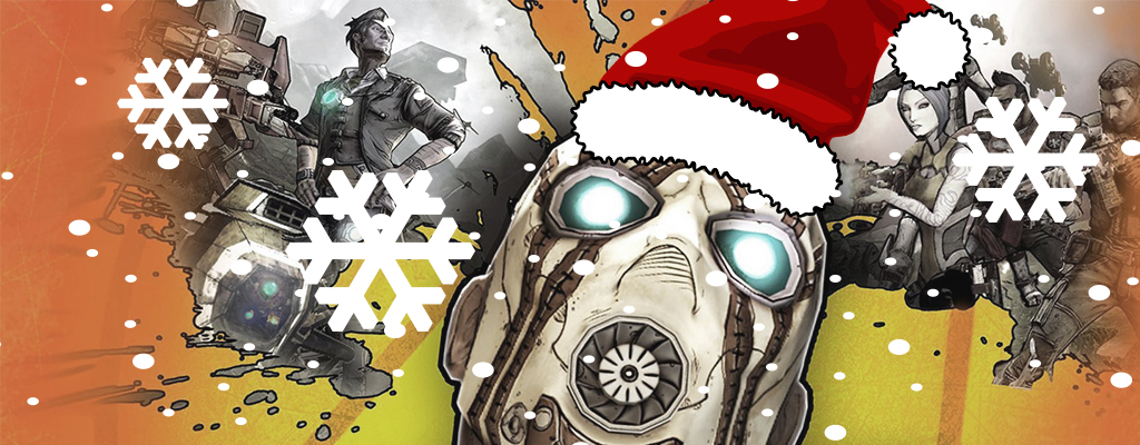 Borderlands 3 Titel Schnee