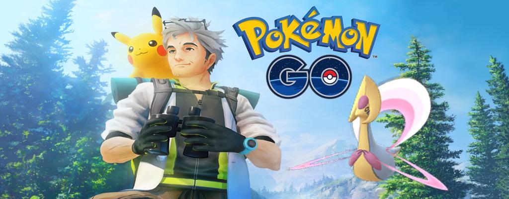 Pokémon GO: Spieler sind enttäuscht vom neuen Raid-Boss Cresselia