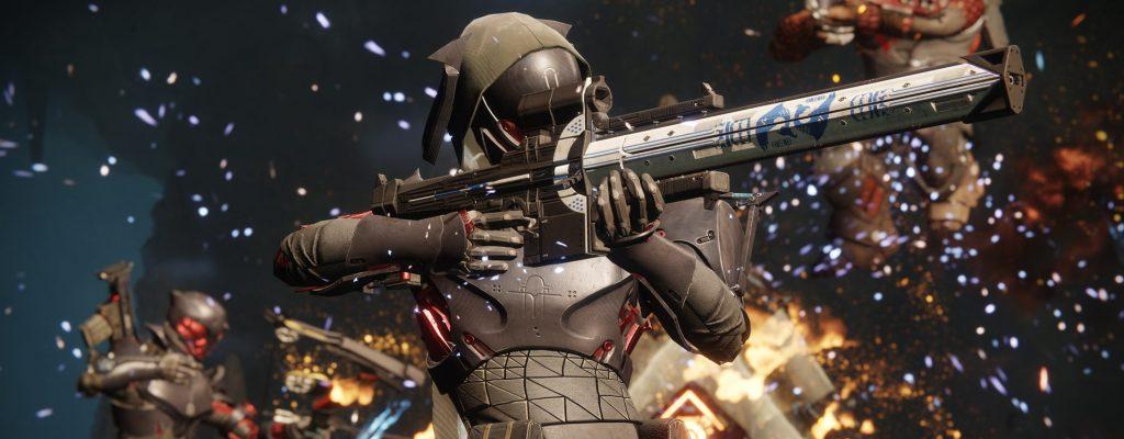 Destiny 2: Seid live beim Start der Schwarzen Waffenkammer dabei