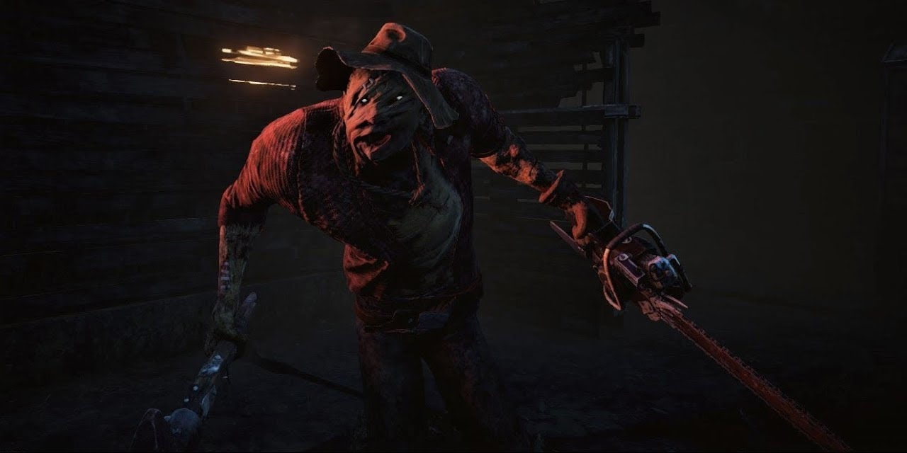 Dead by Daylight Hillbilly