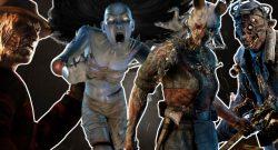 Dead by Daylight Killers Spirit Huntress Nightmare Doctor title