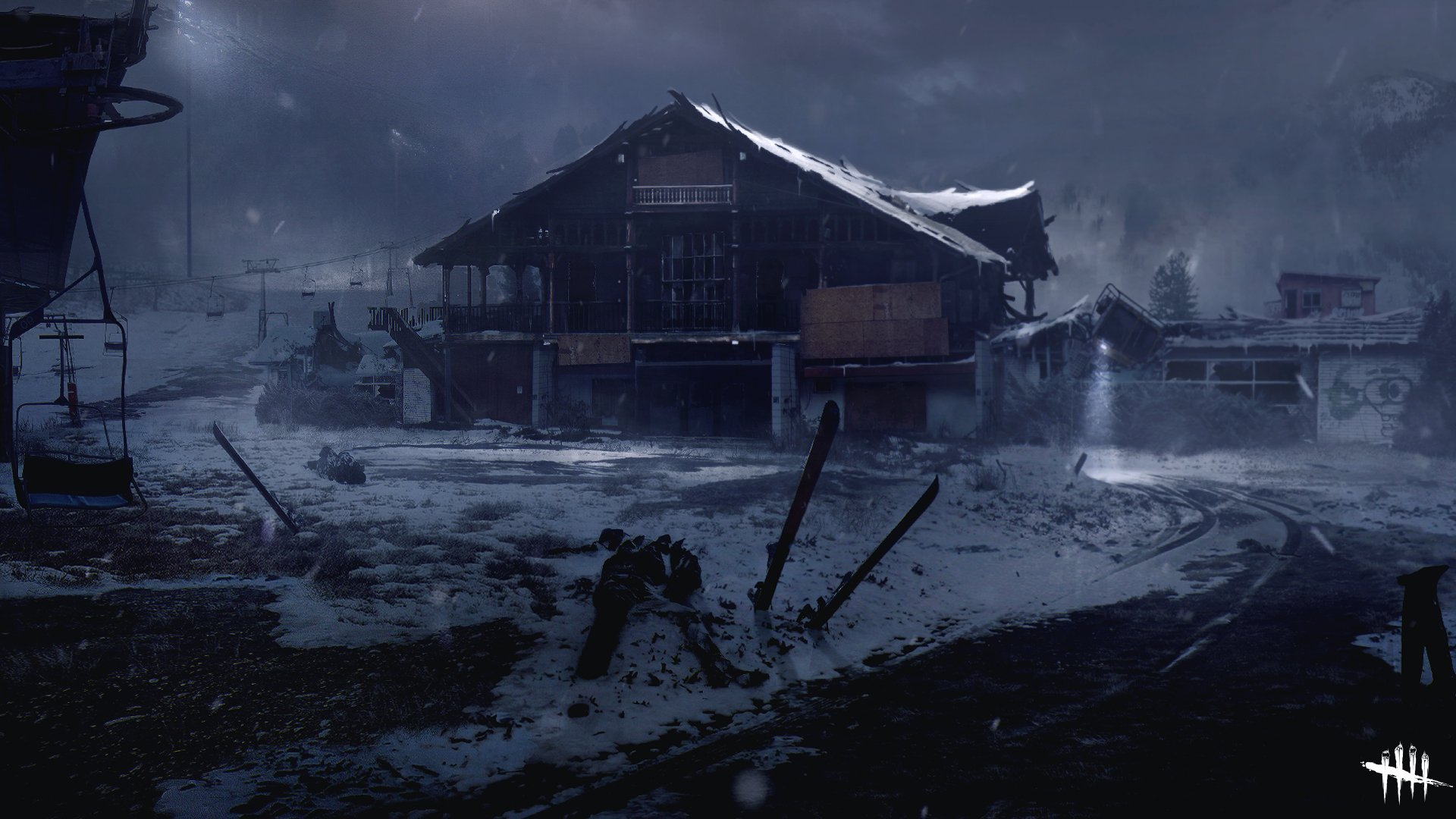 Dead by Daylight Ski Map Teaser