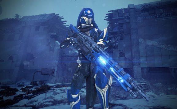 Destiny 2 Thunderlord Teaser