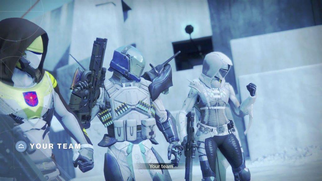 Destiny 2 trials