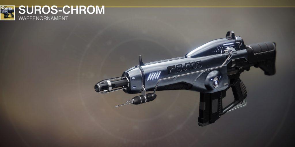 Destiny 2 Suros chrom