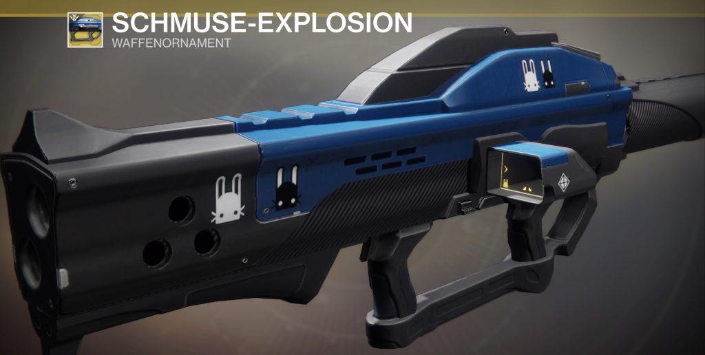 Destiny 2 schmuse explosion