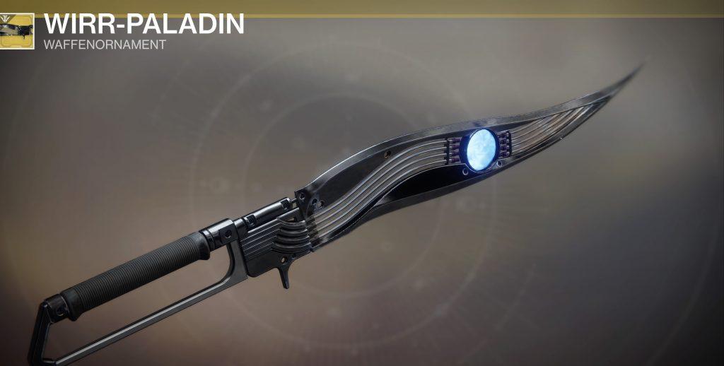 Destiny 2 wirr paladin