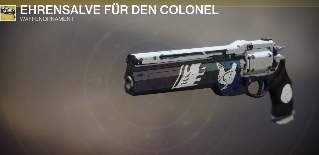 Destiny 2 pikass colonel