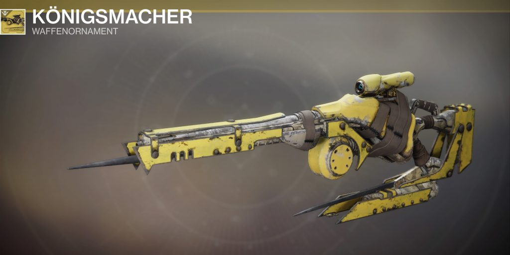 Destiny 2 königmacher