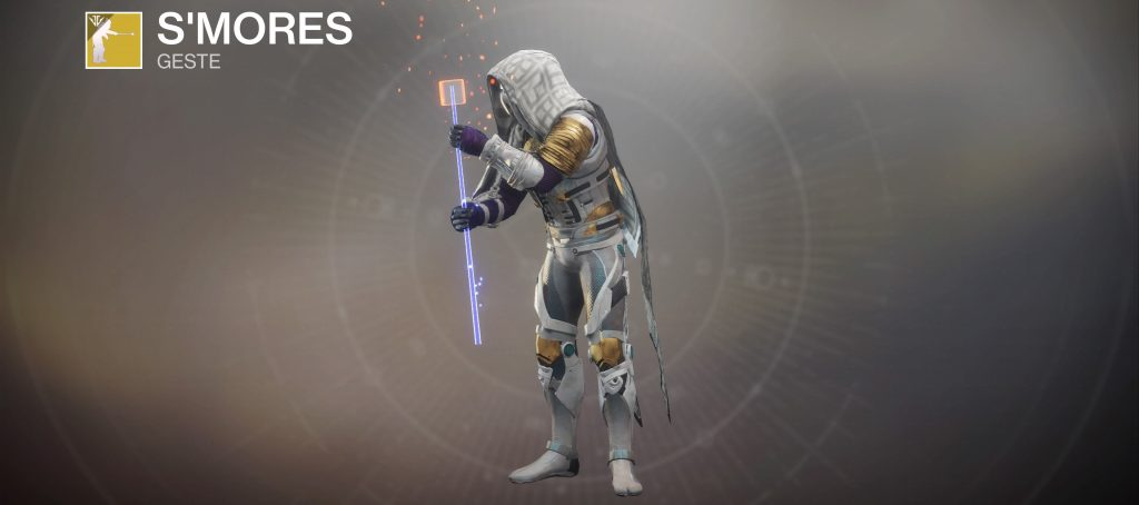 Destiny 2 smores emote