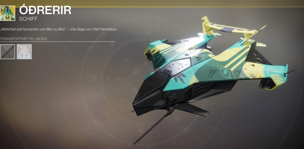 Destiny 2 schiff season 5