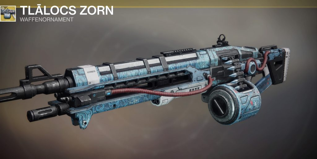 Destiny 2 donnerlord ornament 1