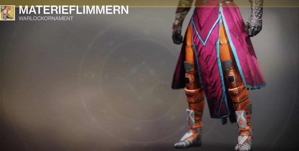 Destiny 2 materieflimmern