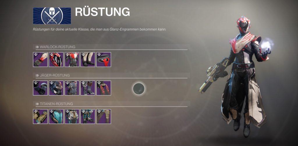 Destiny 2 s5 warlock