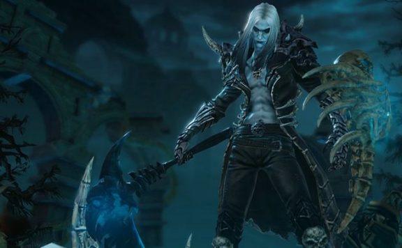 Diablo Immortal Necro Intro Titel