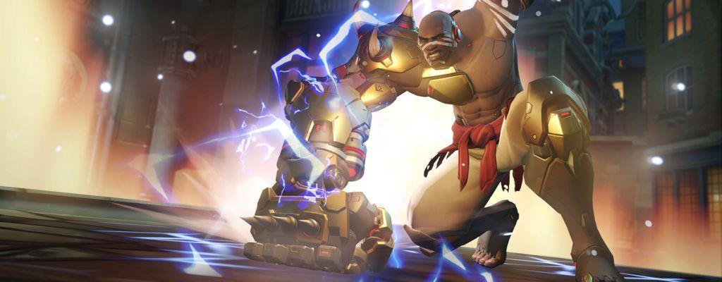 Overwatch: So wird der Held Doomfist wohl bald generft
