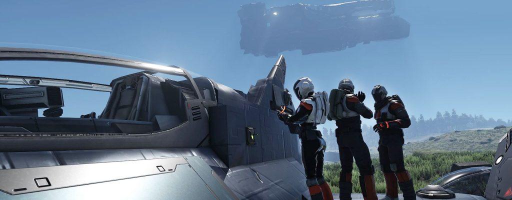 Dual Universe bringt mit 30.000 Spielern das Massively in MMO zurück
