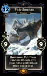 Elder Scrolls Legends Paarthurnax