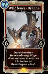 Elder Scrolls Legends Wildfeuer-Drache