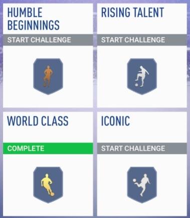 FIFA 19 Prime Icon SBC 3