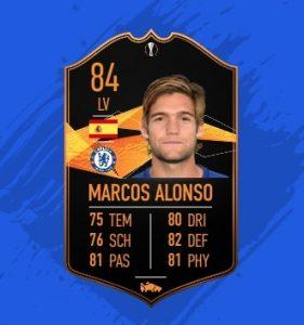 FIFA 19 RTTF Alonso