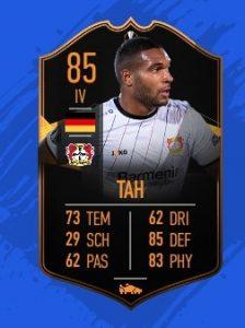FIFA 19 RTTF Tah
