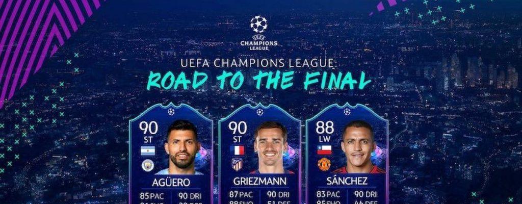 Der Weg ins Finale FIFA 19 – Alle Infos zu den speziellen FUT-Karten