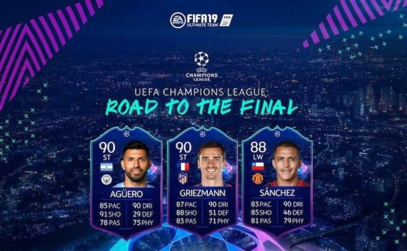 FIFA-19-Road-to-the-Final-UEFA-Champions-League-FUT-Cards