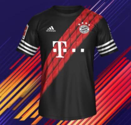 FIFA 19 Special Bayern Trikot 2018
