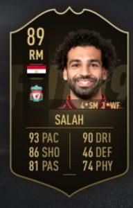 FIFA 19 TOTW 10 Salah