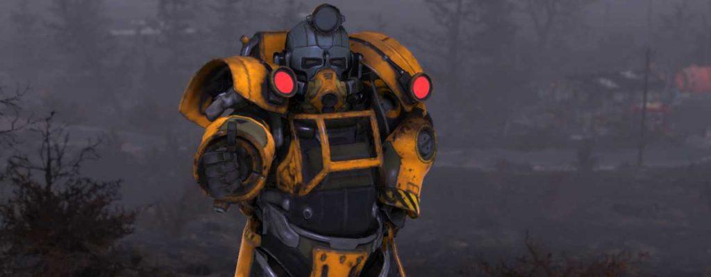 Fallout 76 Baggerrüstung like titel
