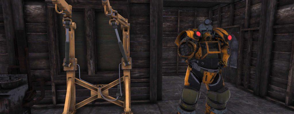 Fallout 76: So findet Ihr Blaupausen für Powerrüstungs-Stationen