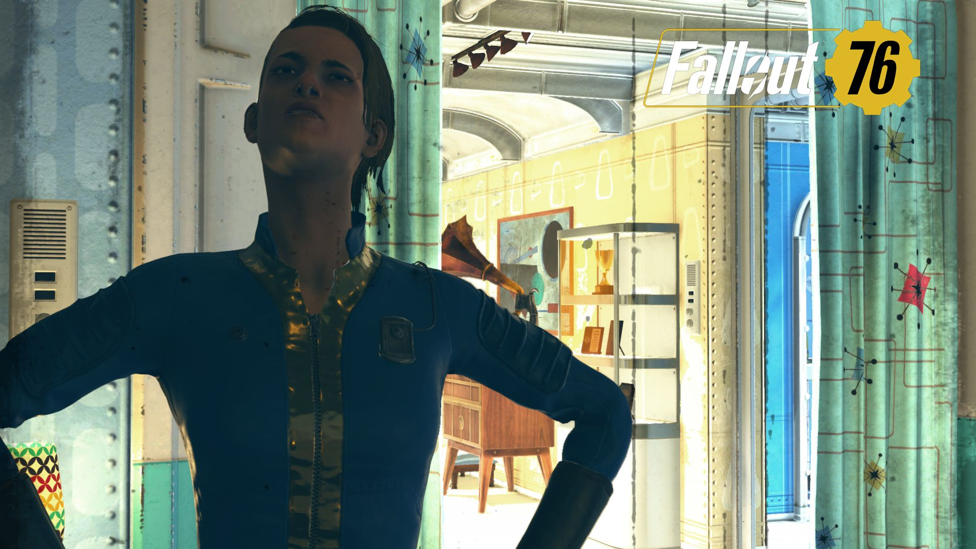 Fallout 76 Charakter Screenshot