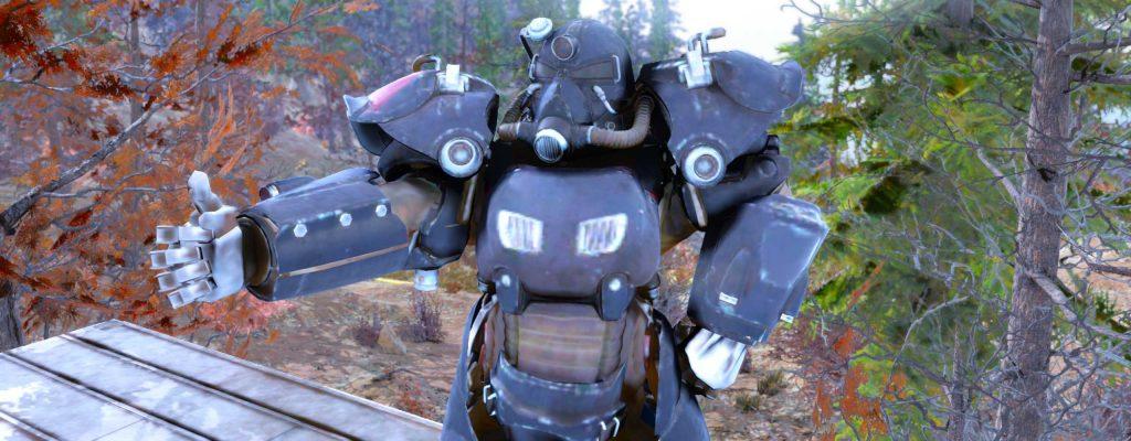 So haben Spieler gerade Spaß im Endgame von Fallout 76