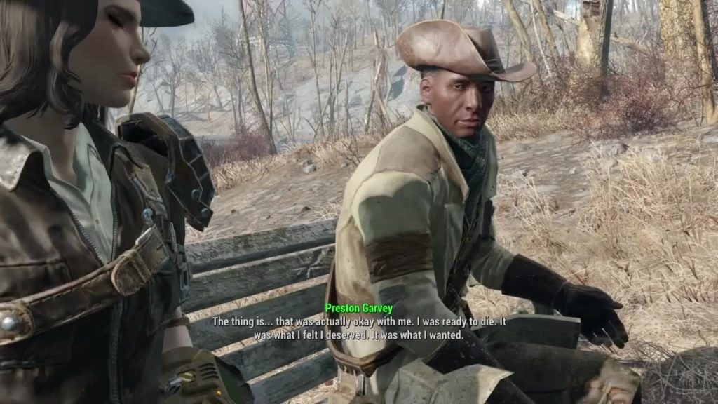Fallout 76 Fallout 4 Preston Garvey Friendship