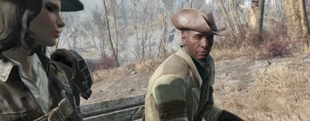 Fallout 76 Fallout 4 Preston Garvey Friendship Titel