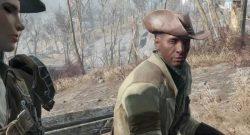Fallout 76 Fallout 4 Preston Garvey Friendship Titel