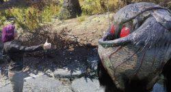 Fallout 76 Mothman Selfie Titel