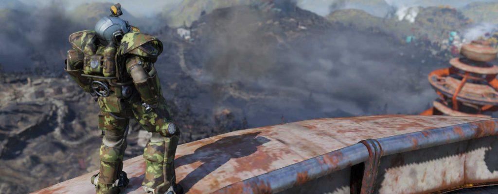"""Fallout 76 bekommt """"bald"""" einen FOV-Slider und ein größeres Lager"""