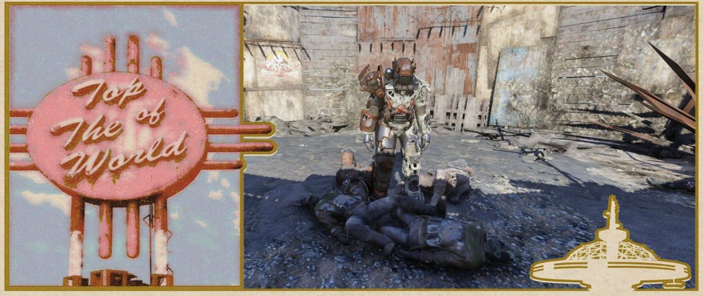 Fallout 76 Raider Power Armor 2