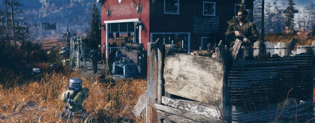 Fallout 76: Mit diesem Trick könnt Ihr Kleber herstellen