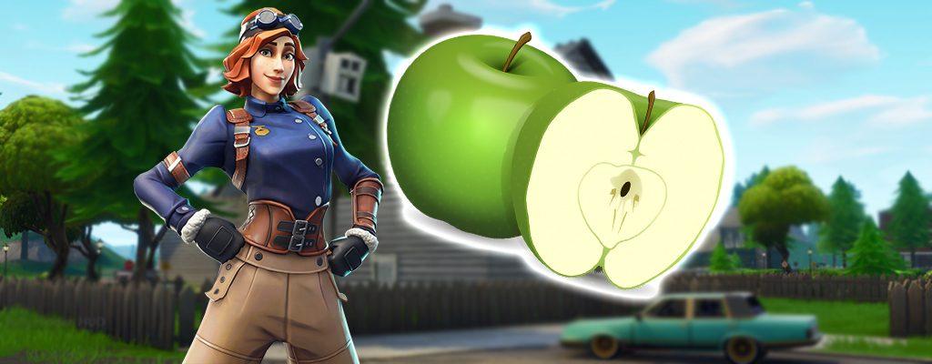 Fortnite Äpfel