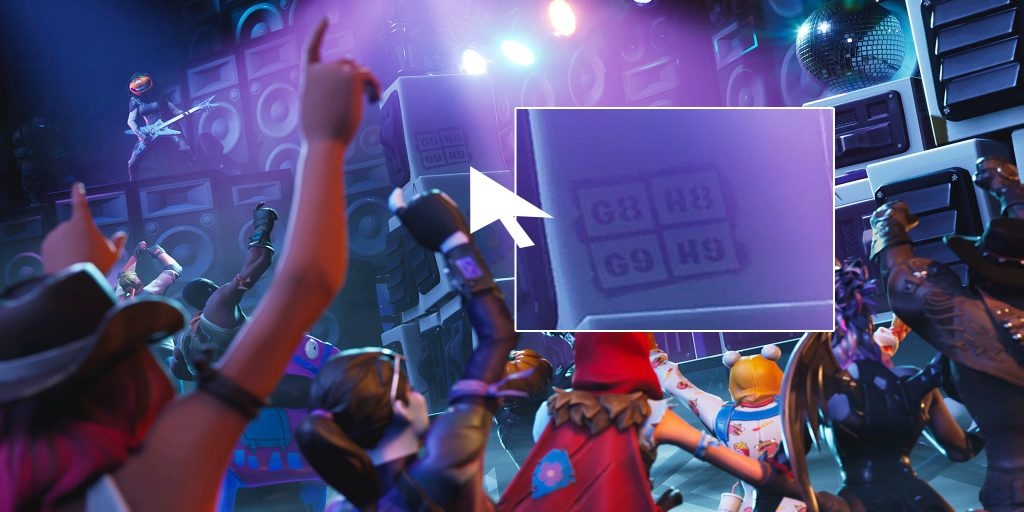 Fortnite Season 6 Woche 10 Wallpaper Hint