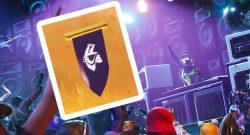 Fortnite Secret Banner week 10 Titel