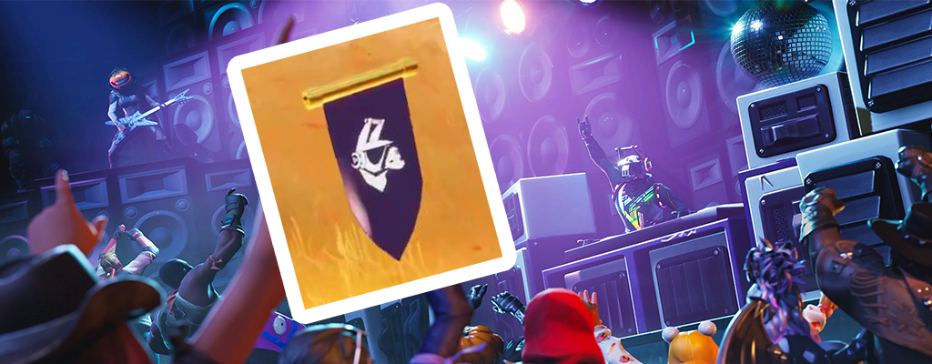 Fortnite Secret Banner week 10 Titel