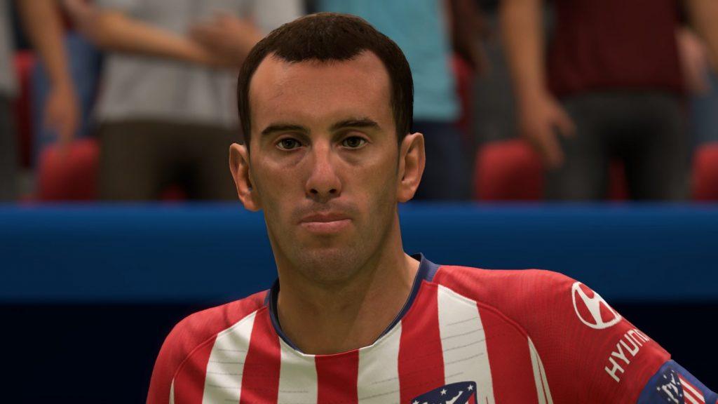 FIFA 19 Starhead Godin
