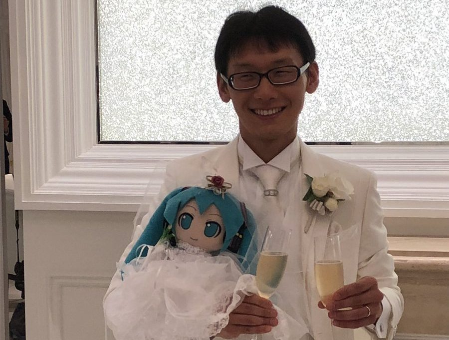 Hatsune Miki Wedding 3